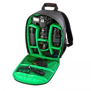 Sac à Dos pour Caméra; kingko® appareil photo 1PC sac à dos cas sac DSLR étanche pour Canon pour Nikon pour Sony de la marque kingko image 0 produit