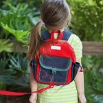 Sac à dos pour tout-petit avec laisse empêche vos enfants de s'échapper ! Joli sac avec harnais de sécurité pour enfants d'âge préscolaire ! Garde les objets indispensables prêts pour la crèche ! de la marque image 1 produit