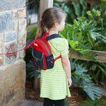 Sac à dos pour tout-petit avec laisse empêche vos enfants de s'échapper ! Joli sac avec harnais de sécurité pour enfants d'âge préscolaire ! Garde les objets indispensables prêts pour la crèche ! de la marque image 3 produit