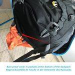 Sac à dos randonnée 45L + 5L 50L 65L+5L Housse Imperméable pour Sport Sacs de trekking Camping Backpack Alpinisme Escalade de la marque image 2 produit