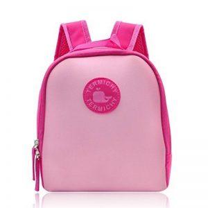 Sac à dos Termichy pour enfant de 2 à 6 ans fille (rose) – Modèle Fire HD 8 édition enfants – Format pour tablette et casque. de la marque image 0 produit