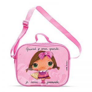 Sac à gouter isotherme lunch bag Gourmande de la marque image 0 produit