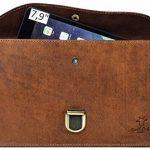 """Sac à main - Gusti Cuir studio """"Zoey"""" sac à bandoulière vintage sac pour sortir rétro sac pour tous les jours homme femme cuir de vachette 2H87-33-1-7-9 S de la marque Gusti Leder studio image 5 produit"""