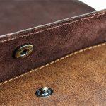 """Sac à main - Gusti Cuir studio """"Zoey"""" sac à bandoulière vintage sac pour sortir rétro sac pour tous les jours homme femme cuir de vachette 2H87-33-1-7-9 S de la marque Gusti Leder studio image 6 produit"""