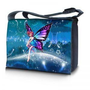 0f936554b9 Luxburg® design sac de messager à bandoulière sacoche cartable, pour le  travail, l' école et les loisirs de la marque Luxburg®