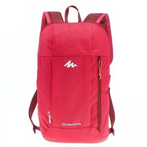 Sac de randonnée ultra léger arpenaz 10L Poids à vide 0,16kg 40x 23x 10cm bagages à main de la marque QUECHUA image 0 produit
