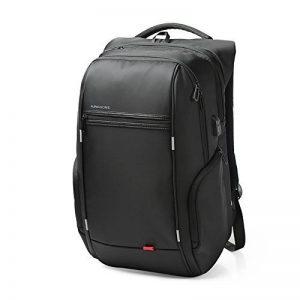 """Sac ¨¤ dos Antivol USB et Port de charge Antipluie Fashion en nylon Ordinateur portable/Tablette PC ¨¤ 13""""-15"""" de la marque image 0 produit"""