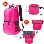 Sac à dos de sport Ultra Léger Pliable Sac à dos de randonnée Pour camping, randonnée,voyage,fitness Sac étanche 20L de la marque image 2 produit