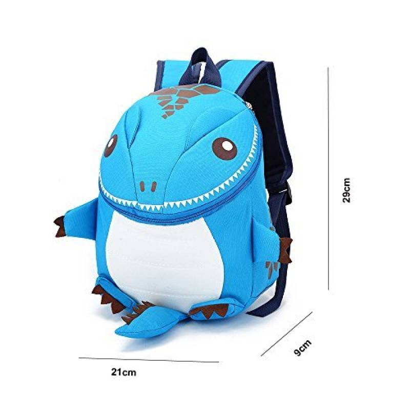 769c9fa8c2 DafenQ Sacs à dos Enfant Primaire Maternelle Sacs d'école 3D Dinosaure Bébé  Sac Scolaire pour Garderie PréScolaire Primaire Fille Garçon de la marque