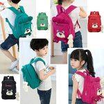 Sac en tissu pour école maternelle : faites le bon choix TOP 4 image 1 produit