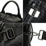 Sacs à main portés épaule femme Sacs portés dos Sacs cartables Sacs bandoulière de la marque MSXUAN image 4 produit