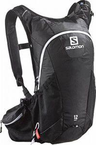 Salomon, AGILE 12 SET, Sac à dos de course à pied léger 12 L, 45 x 22,5 x 13,5 cm de la marque Salomon gear image 0 produit