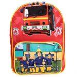 Sam le Pompier Garçon Sac à dos Fireman Sam - Rouge - de la marque image 1 produit