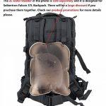 Seibertron Falcon étanche Militaire Armée Tactique Sac à dos Compact Assault Pack MOLLE de la marque image 1 produit