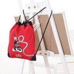 sigikid 23330 enfant garçon, sac à dos de sport rouge/bleu, 'Frido Firefighter' de la marque image 2 produit
