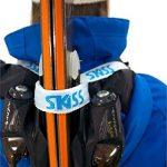 SKISS - Porte-skis dorsal adulte de la marque image 3 produit