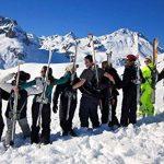 SKISS - Porte-skis dorsal enfant rose de la marque image 6 produit