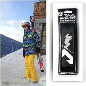 Skiweb Ski Transporteur - design classique de la marque image 0 produit
