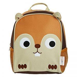 Smilebaby sac à dos pour enfant, pour la crêche, la maternelle et le temps libre dans différents motifs d'animaux de la marque Smilebaby image 0 produit