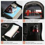 Soarpop Sac à dos étanche, 40 + 5L Multipurpose extérieur Randonnée / Escalade Sac à dos de la marque Soarpop image 2 produit