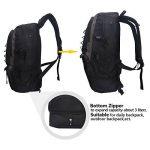 Soarpop Sac à dos étanche, 40 + 5L Multipurpose extérieur Randonnée / Escalade Sac à dos de la marque Soarpop image 4 produit