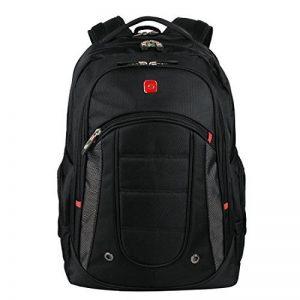 Soarpop Sac à Dos Pour Ordinateur Portable, Sac à Dos d'affaires Noir de la marque image 0 produit
