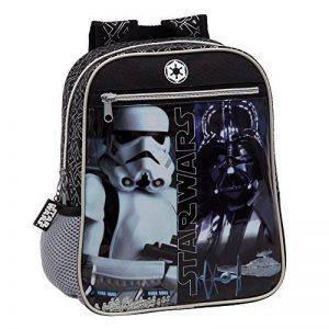 Star Wars Sac à Dos Enfants, 28 cm, Noir de la marque image 0 produit