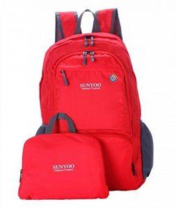 SUNYOO Sac à dos pliable 20L 35L imperméable à l'eau Sac de voyage léger Rucksack Daypack de la marque SUNYOO image 0 produit