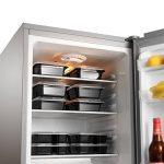 Symbom Boîtes à Repas Lunch Bento Box étanche avec Couvercle for Lave-vaisselle Micro-ondes et Congélateur Empilable Réutilisable Préparer et Emporter du Repas Conservation Alimentaire (12-pack) de la marque Symbom image 5 produit