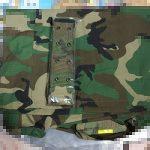 Tactical Veste Hommes BDU Combat Uniforme QMFIVE T-shirt et Pantalon Suit Woodland Camo pour Guerre Guerre Armée Militaire Paintball Airsoft Hunting Shooting de la marque image 3 produit
