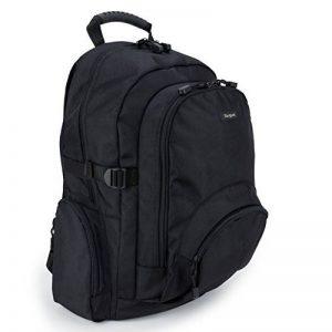 """Targus - CN600 - Sac à Dos Classic pour Ordinateur Portable - 15"""" à 15,6"""" - Noir de la marque Targus image 0 produit"""