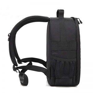 Tebery sac à dos pour appareil photo numérique DSLR SLR, objectif et accessoires de la marque Tebery image 3 produit