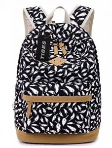 Tibes imprimé sac à dos sacs à dos personnalisés étudiant de la marque Tibes image 0 produit