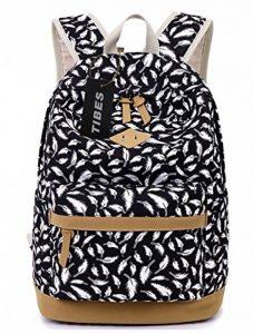 Tibes imprimé sac à dos sacs à dos personnalisés étudiant de la marque image 0 produit