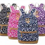 Tibes imprimé sac à dos sacs à dos personnalisés étudiant de la marque image 1 produit