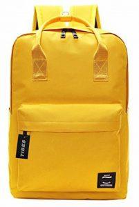 Tibes léger ordinateur portable sac à dos école capacité Sac à dos avec poignée de la marque image 0 produit