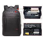 Tigernu ordinateur portable sac à dos 17.3 pouces pour ordinateur portable étanche résistant Anti-Theft Zip École de commerce Sacs à dos-noir de la marque Tigernu image 1 produit