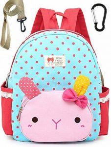 Tissu Sac A Dos Enfant Fille Chat Bambin Cher Cartable Maternelle Garderie PréScolaire(1-3ans) de la marque image 0 produit