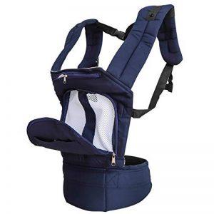 toaob Porte-bébé Porte-bébé bébé förder Machine peut la tête Protéger sac à dos Ventre et Hanches Sangle de portage réglable boucle pour les enfants et les bébés 3–30mois de la marque TOAOB image 0 produit