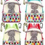Toile Sac A Dos Enfant Fille Lapin Bambin Mignon Cartable Maternelle Garderie PréScolaire(1-3ans) de la marque image 4 produit