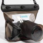 Transparent Boîtier étanche Dry Sac Pochette Étui Housse pour Appareil photo DSLR SLR Canon 6D/600D/650D et Nikon D7100D5200D5100D3200Disponible pour les glissades et bain–votre bon partenaire de Sport d'eau de la marque Générique image 1 produit