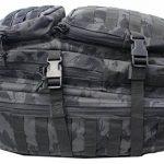 US Army Pack d'assaut II Sac à dos utilisation arrière 50 L litre de la marque Matthias Kranz image 5 produit