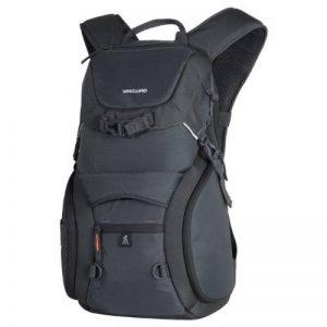 Vanguard Adaptor 48 Sac à dos Noir - étuis et housses d'appareils photo (Sac à dos, Noir, Nylon, Polyester, Velours, 270 mm, 230 mm, 455 mm) de la marque image 0 produit