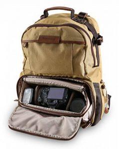 Vanguard Havana 48 Sac à dos pour Appareil photo Taille 48 Beige de la marque image 0 produit