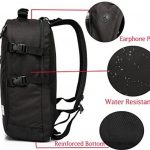 Vaschy School Backpack, Vaschy Unisexe Classique poids léger résistant à l'eau College sac à dos sac à dos pour ordinateur portable de 14 pouces de la marque Vaschy image 3 produit