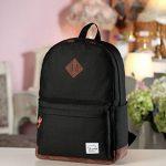 Vaschy School Backpack, Vaschy Unisexe Classique poids léger résistant à l'eau College sac à dos sac à dos pour ordinateur portable de 14 pouces de la marque image 5 produit