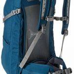 VAUDE Brenta Sac à dos de randonnée – sac à dos confortable avec filet aéré de la marque VAUDE image 1 produit