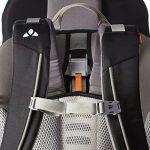 Vaude Shuttle Porte-enfant Noir de la marque VAUDE image 3 produit