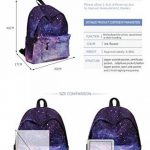 WAWJ Sac à dos Femme fille School Voyage Backpack Ladies Sac à dos enfant garçon de la marque image 4 produit