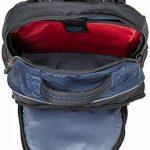 """Wenger 600629 COBALT 16"""" Laptop Backpack, compartiment Triple protéger avec plate-forme de stabalising cas en bleu {23 Litres} de la marque Swiss Gear image 3 produit"""